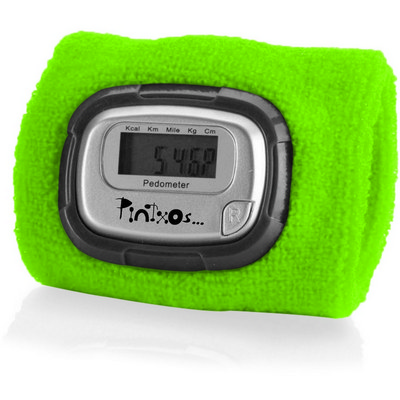 Picture of Wristband With Digital Pedometer