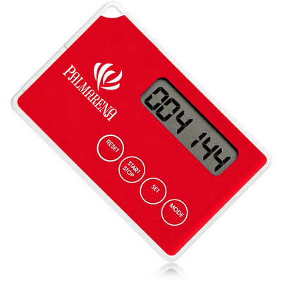 Picture of Card Shape Pedometer