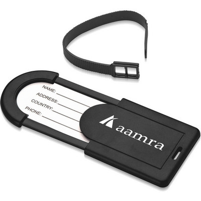 Picture of Slide And Hide Luggage Tag