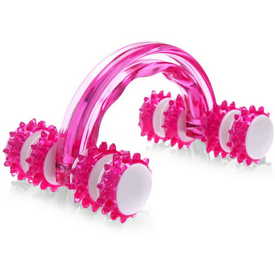Picture of 8 Roller Plastic Body Massager