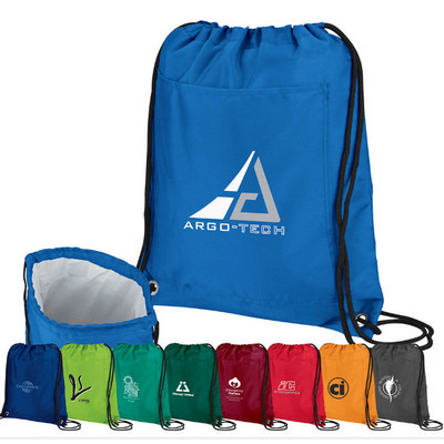 Picture of Lightweight Drawstring Cooler Pack