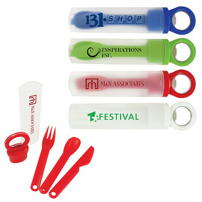 Picture of Grab Lunch Utensil Set