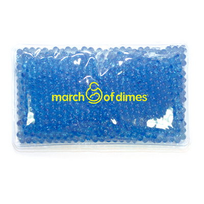 Picture of Rectangle Gel Beads HotCold Packs