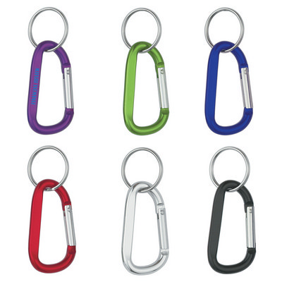 Picture of 6mm Carabiner With Keyring