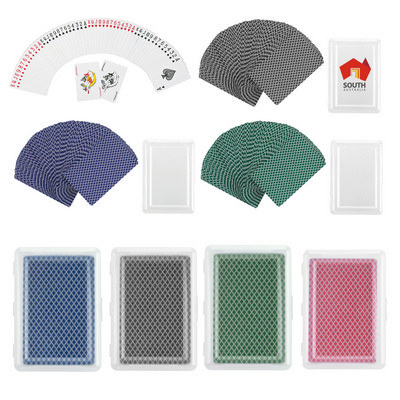 Picture of Playing Cards In Case