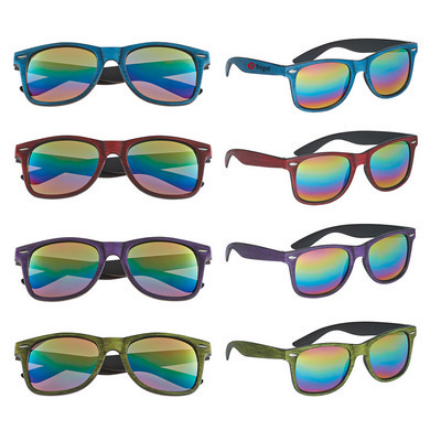 Picture of Woodtone MirroRed Sunglasses