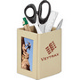 Recycle Paper With Photo Frame Pen HolderOffice - Pen Holders