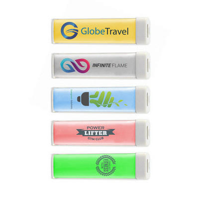 Picture of Clear Casing Power Bank 2200mAh