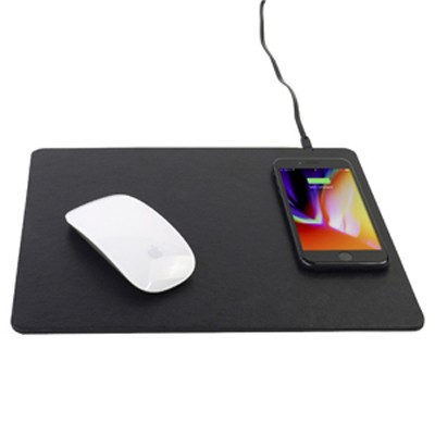 Picture of Cygnus Fast Wireless Charging Mouse Pad
