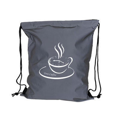 Picture of Reflective Drawstring Bag