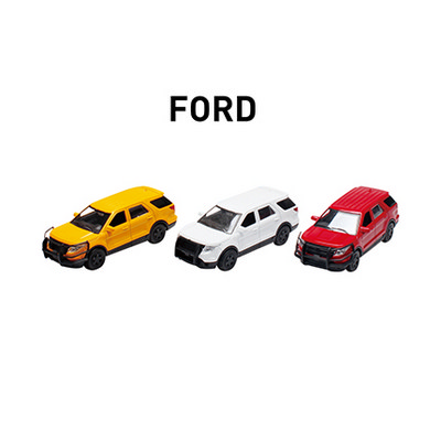 Picture of Pull Back Alloy Model Cars