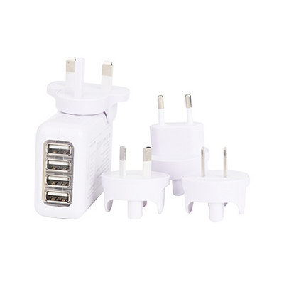 Picture of 4 Ports USB Travel Adapter