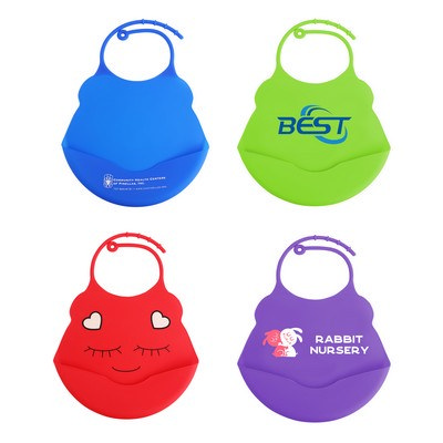 Picture of Adjustable Silicone Bib