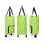 Collapsible Shopping Trolley Bag
