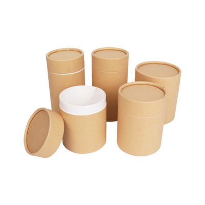 Picture of Small Paper Cylinder Boxes (65 x 130mm)