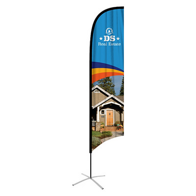 Picture of Large(80.5400cm) Concave Feather Banners
