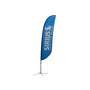 Small(65.3200cm) Convex Feather Banners
