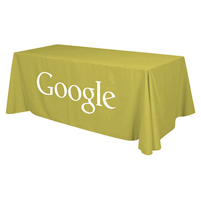 Picture of 3-Sided Throw Table Cloth  8ft