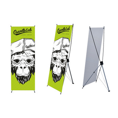 Picture of Small X-Frame Banner (60 x 160cm)