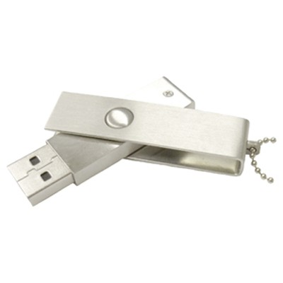 Picture of Slim Brushed Swivel Drive 32GB