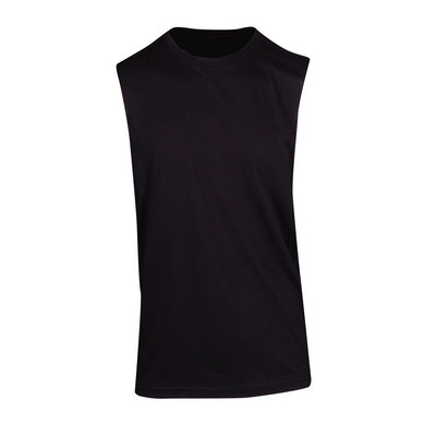 Picture of Mens Heather SLEEVELESS Tee - Greatness