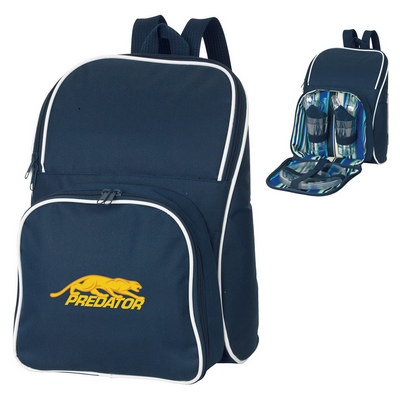 Picture of Sorrento 4 Setting Picnic Backpack