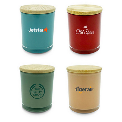 Picture of Relax candle coloured  Small