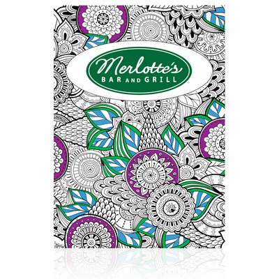 Picture of A5 Colouring Books
