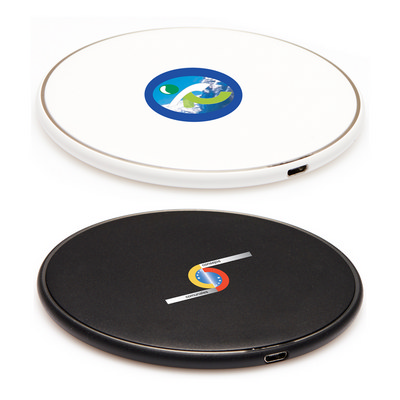 Picture of Axis Round Wireless Charging Dock