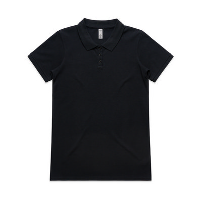 Picture of Womens Pique Polo