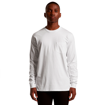 Picture of Classic Pocket Longsleeve