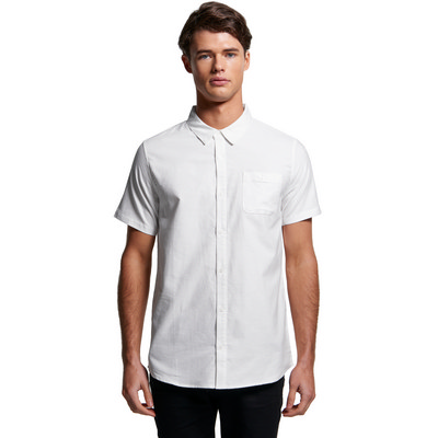 Picture of Oxford Short Sleeve Shirt