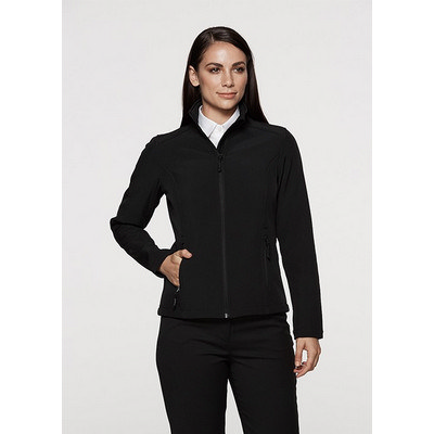 Picture of Ladies Selwyn Soft-Shell Jacket