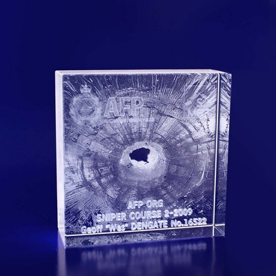 Picture of 3D Crystal Award - Box