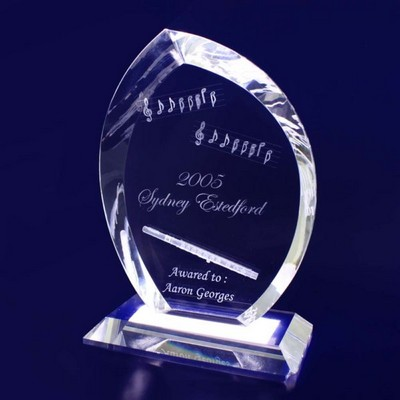 Picture of 3D Crystal Award - Trophy Crystals