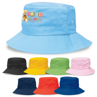 Picture of Legend Kids Twill Bucket Hat w/Toggle