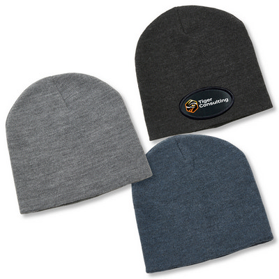 Picture of Legend Heather Skull Beanie