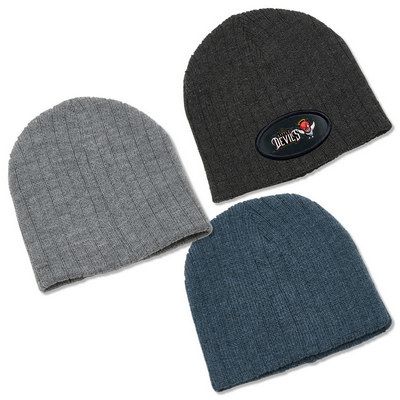 Picture of Legend Heather Cable Knit Beanie