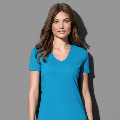 Picture of Stedman Collection Womens Classic-T V-ne