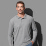 Stedman Collection Mens Polo Long Sleeve