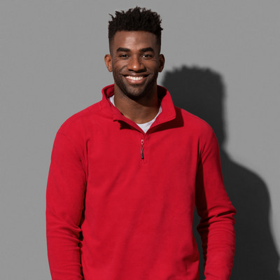 Picture of Stedman Collection Mens Active Fleece Ha
