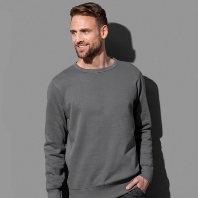 Picture of Stedman Collection Mens Active SweatshirtJackets   Casual   Apparel   Hoodies and