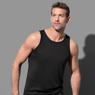 Picture of Stedman Collection Mens Active Sports TopApparel   Singlets   Stedman Collection