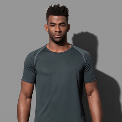 Picture of Stedman Collection Mens Active Team Ragl