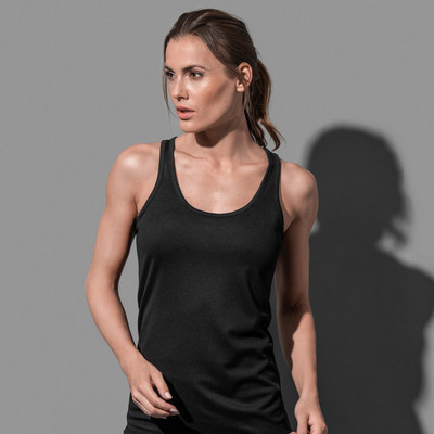 Picture of Stedman Collection Womens Active 140 TankApparel   Singlets   Stedman Collection