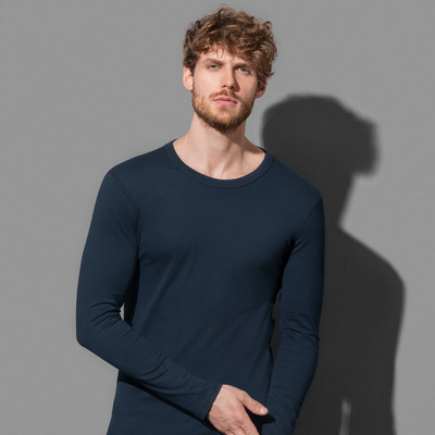 Picture of Stedman Collection Mens Morgan Long Slee