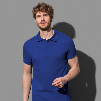 Picture of Stedman Collection Mens Henry Polo