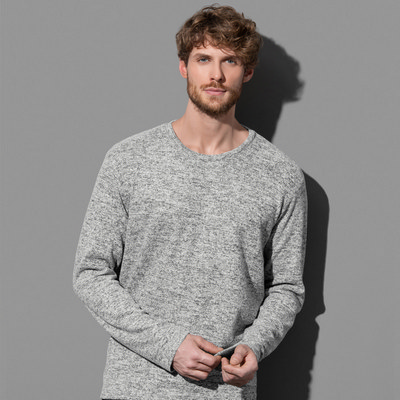 Picture of Stedman Collection Mens Knit Sweater