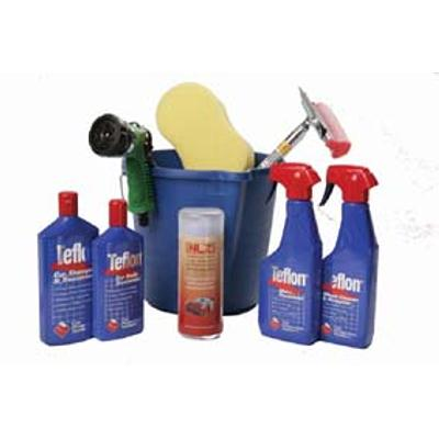Picture of Deluxe Teflon Car Cleaning Set