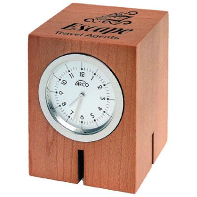 Picture of Maple Wood Desk Clock